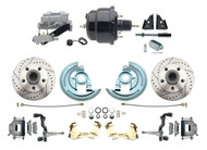 DBK6472LX-GM-701 1964-1972 Chevelle, El-Camino 1967-1969 Camaro & 1968-1974 Nova Disc Brake Conversion Kit