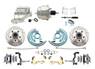 DBK6472LX-GM-305 1964-1972 Chevelle, El-Camino 1967-1969 Camaro & 1968-1974 Nova Disc Brake Conversion Kit