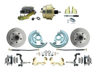 1964-1972 GM A- Body (Chevelle, GTO, Le Mans) Standard disc brake kit w/ no upgrades.