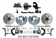 1962-1976 Mopar A Body Small Bolt Pattern Power Disc Brake Conversion Kit