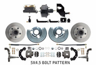 1962-76 Dodge Dart A-Body Power Disc Brake Conversion Kit