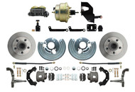 Mopar B & E Body Power Disc Brake Kit