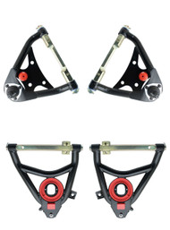 LCAUCA5864 KIT  - 1958-1964 GM Full Size Upper & Lower Control Arms