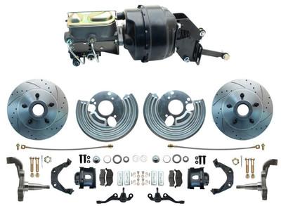 Mopar Big Brake A Body Performance Disc Conversion Kit