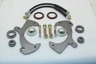 1957-1964 FORD Galaxie & Fullsize Cars Disc Brake Caliper Brackets & Hardware