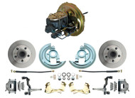 1967-68-69 Camaro Stock OE Style Power Drum to Disc Brake Conversion Kit,