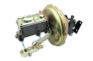 "1967-72 Chevy Truck 11""Power Brake Booster Kit for Disc Disc Brakes"