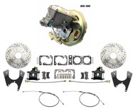 1970-1974 Camaro Rear Disc Brake Conversion & Power Brake Master Kit for Disc Disc