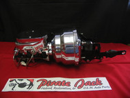 Ford Galaxie & Fullsize Cars Chrome Power Brake Booster Assembly