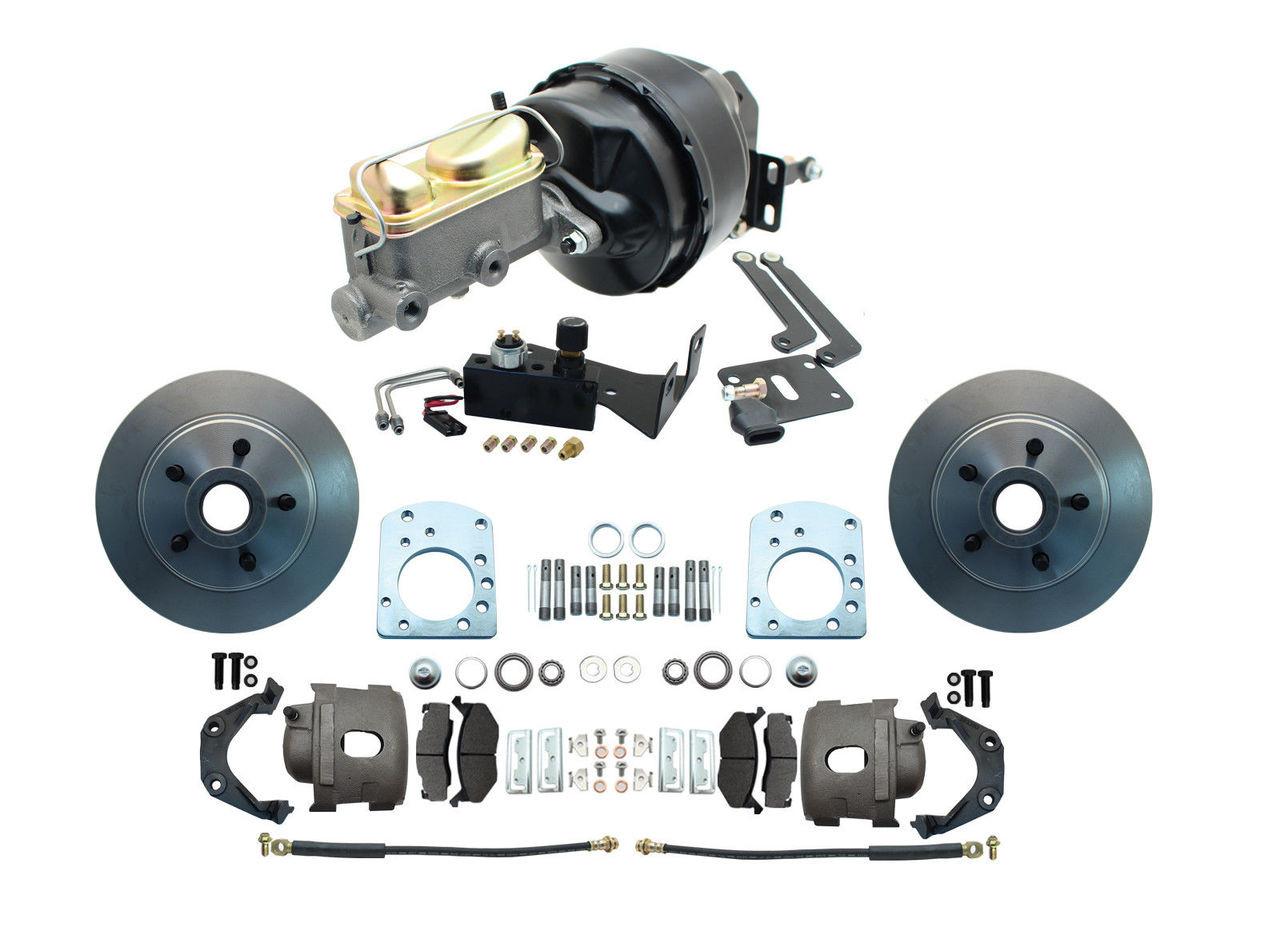 Mopar A Chrysler Fullsize Power Brake Assembly Dodge D100 B E Body