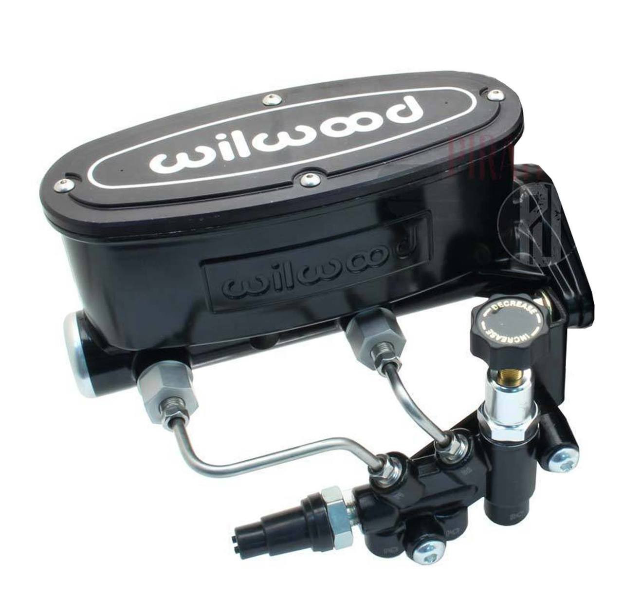 Wilwood 4 Wheel Disc Brake Master Cylinder & Adjustable Proportioning Valve