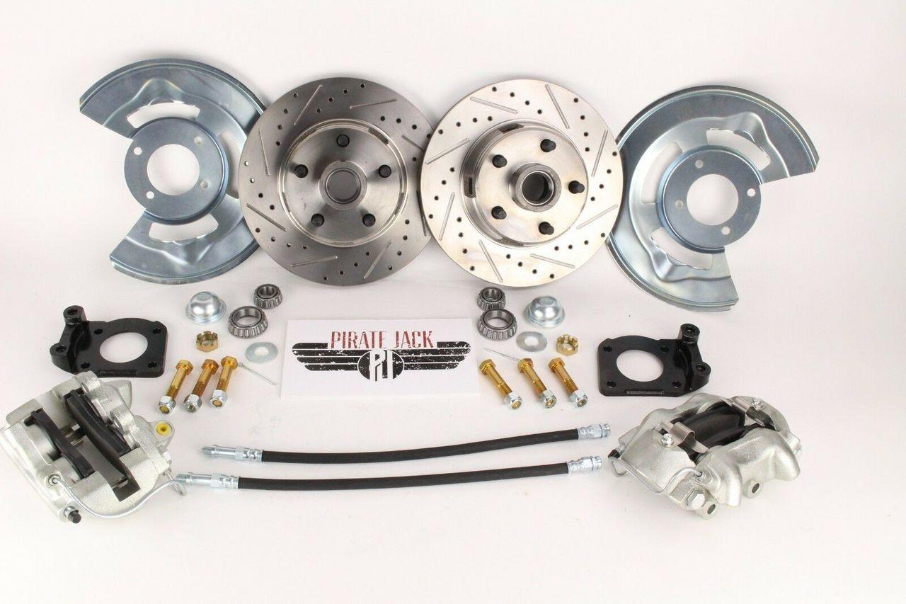 early Bronco,Jeep CJ Disc Brake Conversion CALIPER BOLT SET gm type conversion