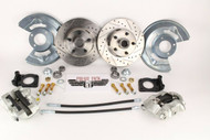 1964-1966 Ford Mustang Disc Brake Kit High Performance