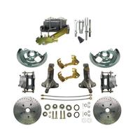 1964-72 Chevy A, F, X Body Disc Brake Conversion & Manual Brake Master Cylinder