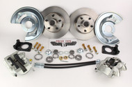 1967-1969  Mustang Disc Brake Conversion Kit Builder