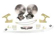 1963-72 CHEVY C10 Rear Disc Brake Kit 6 LUG