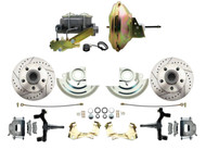 "GM A, F, & X Body Complete 2"" Drop High Performance Kit"