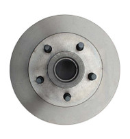 1964-1972 GM A, F, X Body & 1955-1964 Full Size Chevy Plain Rotor