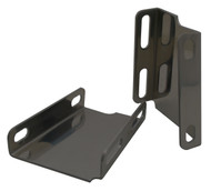 651APC - GM 1955-64 Booster Bracket Powder Coated Black