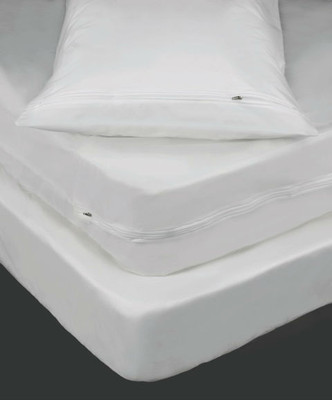 Polyester Knit Waterproof Zippered Pillow Covers Standard