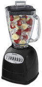 Oster 6684 5-Cup Blender with Glass Jar, 12 Speed, 450W Motor, Black