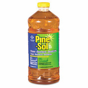 Pine-Sol Multi-Surface Cleaner, Pine Scent, 60 oz, Case of 6