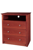 Amherst Collection 3-Drawer Media Chest