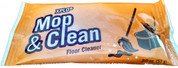 Mop & Clean HE Floor Cleaner 2.0 oz Packet, Case of 100