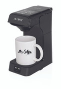 Mr Coffee® CM2003-005 1-Cup Hotel Coffee Maker, Single Serve , Auto Off
