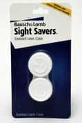 Bausch & Lomb Sight Savers® Contact Lens Case, 12/Carton