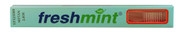 Freshmint Adult Boxed Nylon Bristle Toothbrush, Assorted Colors, Case of 288