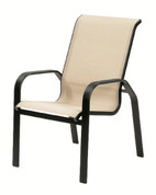 Maya Sling High Back Dining Chair