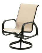 Maya Sling High Back Swivel Tilt Chair