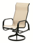Maya Sling Supreme Swivel Tilt Chair