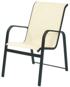 Seascape Sling Dining Chair