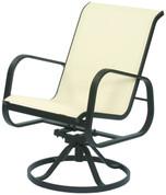 Seascape Sling Swivel Chair Tilt