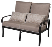 Madison Cushion Love Seat