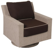 Summer Upholstered Furniture Leisure Swivel Tilt Chair