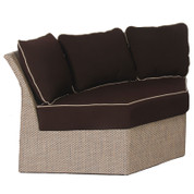 Summer Upholstered Furniture Corner Section