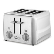 Stay by Cuisinart 4-Slice Toaster, Stainless