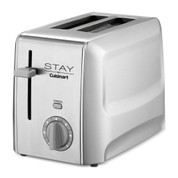 Stay by Cuisinart 2-Slice Toaster, Stainless Steel