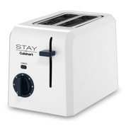Stay by Cuisinart 2-Slice Toaster, White