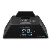 Luna by Conair Alarm Clock Charging Station with Bluetooth