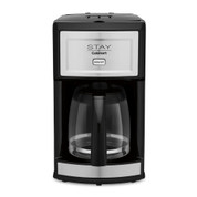 STAY by Cuisinart Automatic Coffeemaker, Stainless Steel