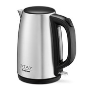 STAY by Cuisinart® Cordless Electric Kettle, Silver