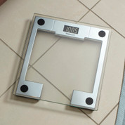 Thinner® Digital Glass Scale, Square