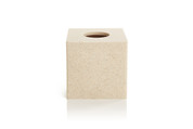 Alistaire Sandstone Resin Boutique Style Tissue Box