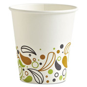 Boardwalk Printed Paper Hot Cups 10 oz., 1000/Case