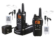 Midland LXT600BB FRS License Free Business Radio Bundle, 2-Pack