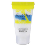 Beach Mist Hand & Body Lotion Tube, .65 oz, Case pack of 288